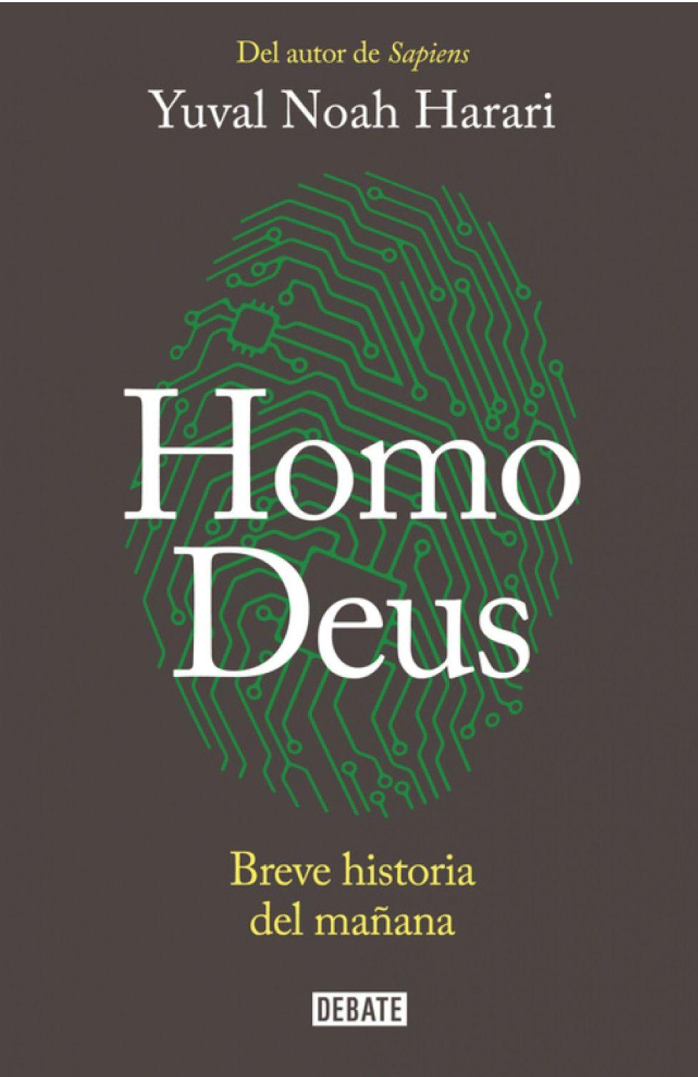 """Resultado de imagen de homo deus """"Por primera vez en la historia, hoy en día mueren más"""""""